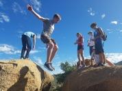 Rocks we found along the AZ trail